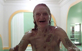 old lady from the shining